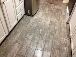 Tile floor installation in the inland empire and greater LA area.