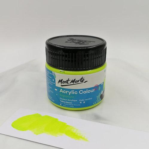 Yellow Green ellow Green 黃綠色 (100ml)
