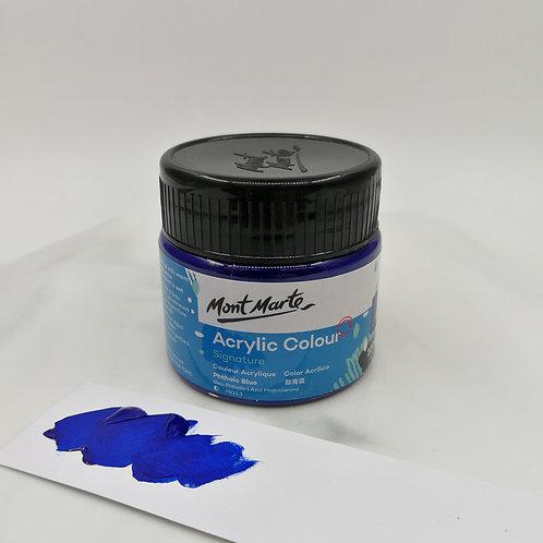 Phthalo Blue 酞青藍 (100ml)