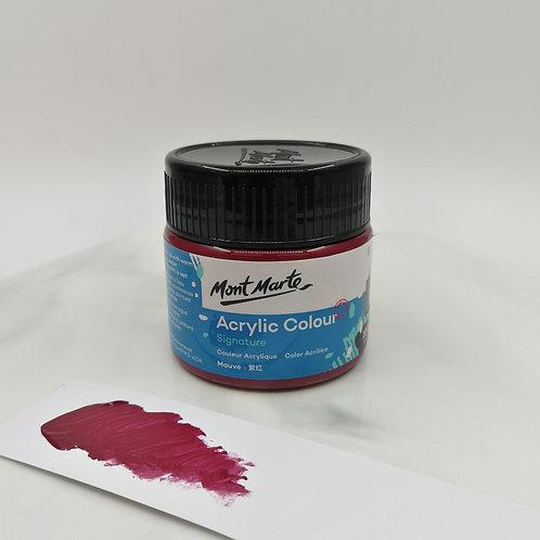 Mauve 紫紅色
