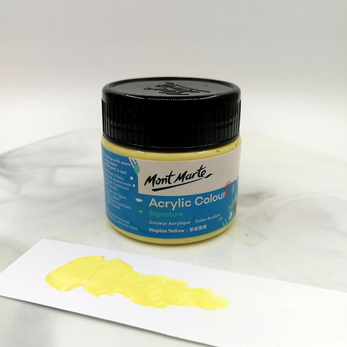 Naples Yellow 米黃色 (100ml)