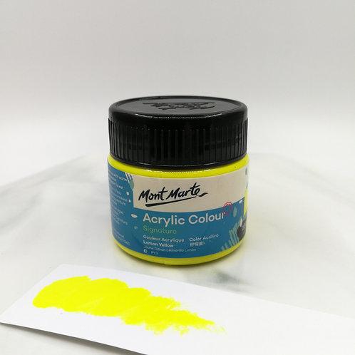 Lemon Yellow 檸檬黃 (100ml)