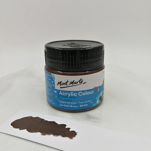 Van Dye Brown 咖啡色(100ml)