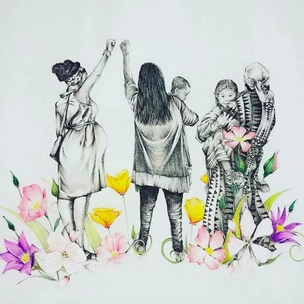 El Trabajo de la Mujer Nunca Termina (2017)