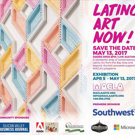 Latino Art Now! San Jose
