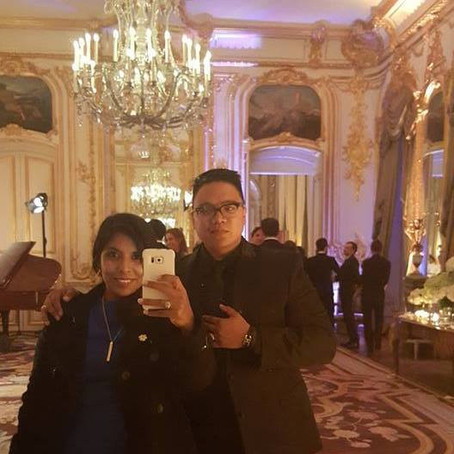 A Chicana-Tejana in Paris