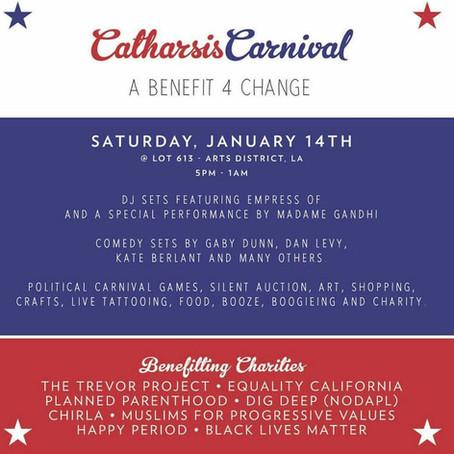Catharsis Carnival, Los Angeles