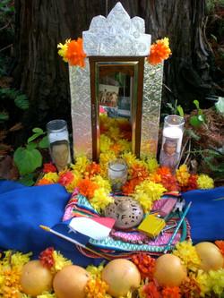 Altar (detail)