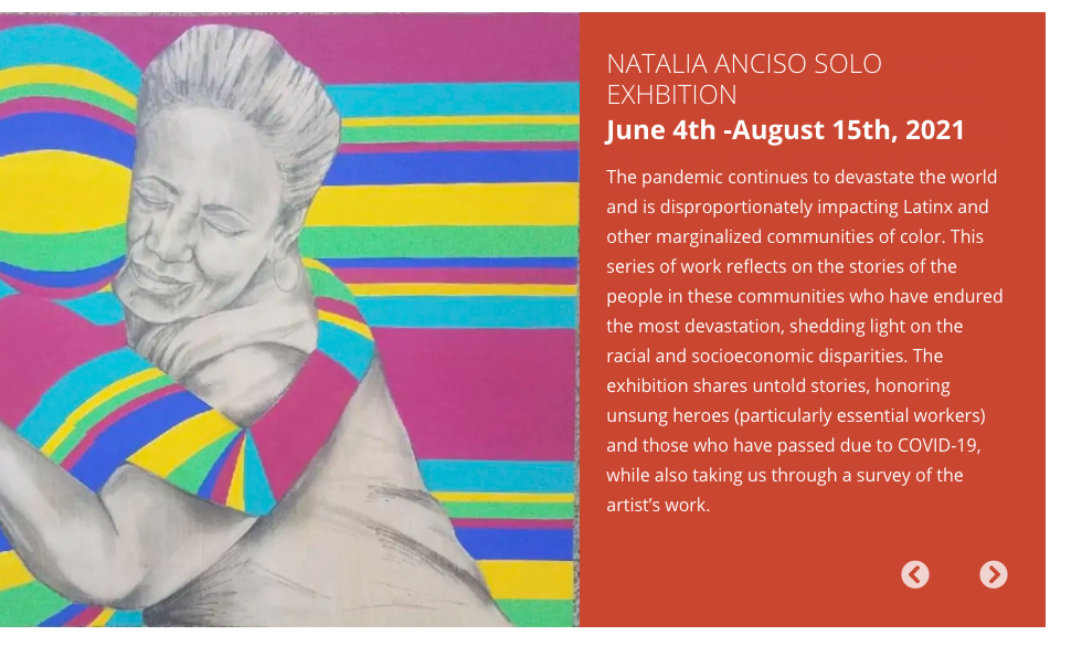 Natalia Anciso Solo Exhibition @ MACLA