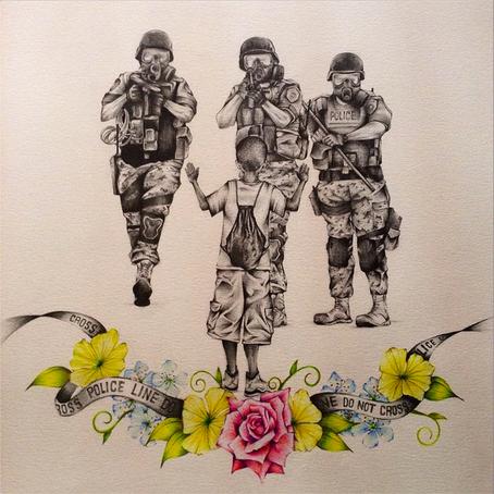 """Don't Shoot"" (2014)"