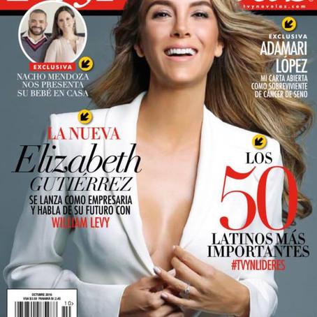 TVyNovelas Los 50 Latinos Más Importantes/Lideres de la Hispanidad