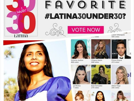 #Latina30Under30