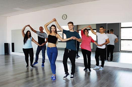 kursy grupowe pierwszy taniec bielsko