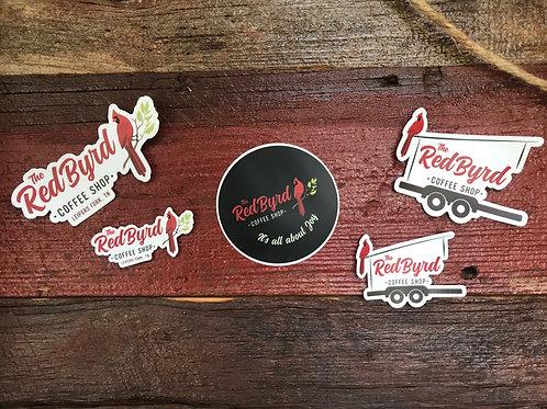 RedByrd Stickers