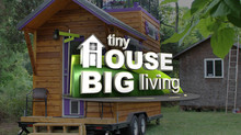 We're gonna be on DIY's 'Tiny House Big Living'!!! (Nov. 8, 9, 15, 16, 2018)