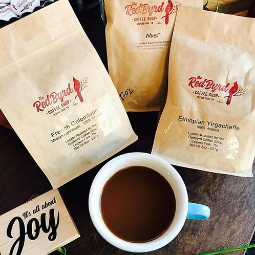 RedByrd Whole Bean Coffee