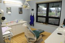 Moon Family Dental Exam Room