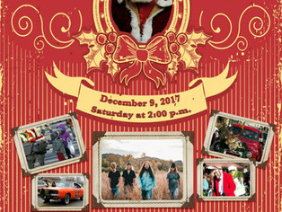 12/9/17: Leipers Fork Christmas Parade & Pop-Up Event