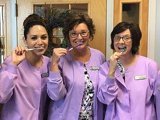 Moon Family Dental staff