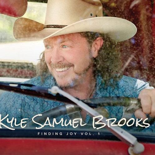 FINDING JOY, VOL. 1 - Kyle Samuel Brooks