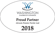 Washington Chamber of Commerce Partner Logo