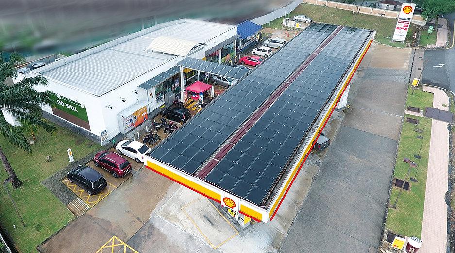 Shell Station Damansara Jaya