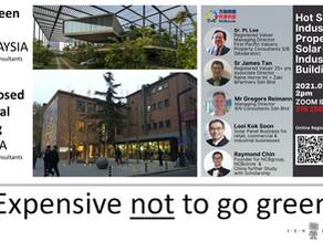 Green Industrial Buildings (NCB talk)