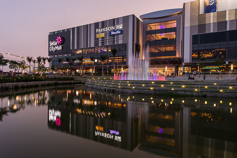 Setia City Mall Phase 1