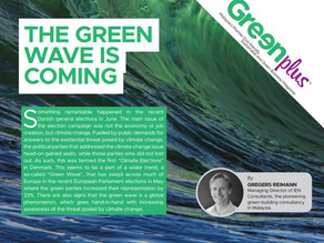 Green Wave is Coming