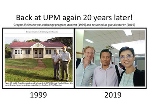 UPM Lecture & Anniversary