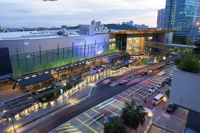 IPC Shopping Center Upgrade