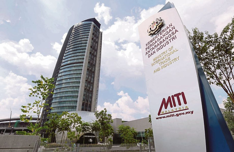 MITI - Malaysian International Trade & Industry