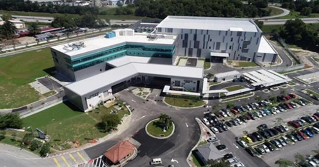TM ONE Klang Valley Core Data Centre (KVDC)