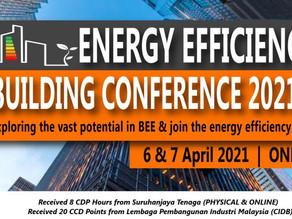 IEN speaking Energy Efficiency in Buildings conference