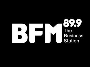 Ken Yeang interview on BFM radio
