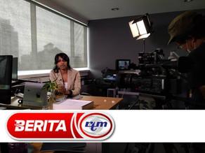 RTM TV Interview