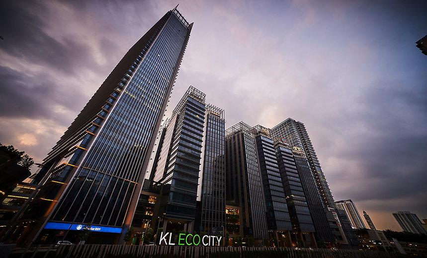 KL Eco City Master Plan Development