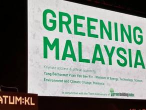 Greening Malaysia book