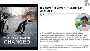 """IEN MOVIE REVIEW: """"THE YEAR EARTH CHANGED"""""""