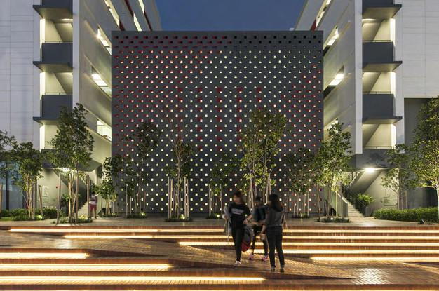 help-university-campus-phase-2-exterio