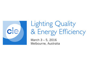 """CIE 2016 """"Lighting Quality and Energy Efficiency"""""""
