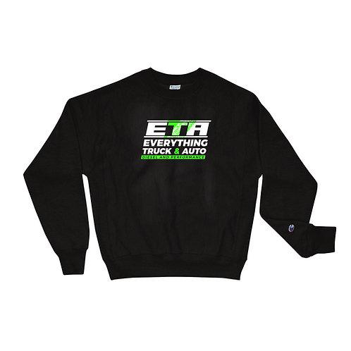 ETA Champion Sweatshirt