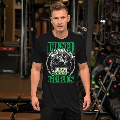 Diesel Guru- ETA- Unisex T shirt
