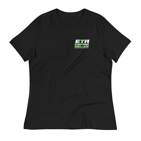 ETA Women's Relaxed T-Shirt