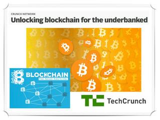 Unlocking blockchain for the underbanked (via Crunch Network)