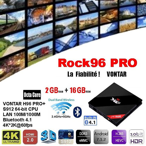 Rock96 PRO