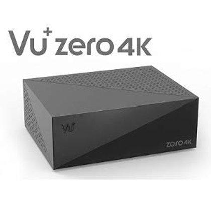 Vu + récepteur Zero 4 K DVB-S2 (Noir)