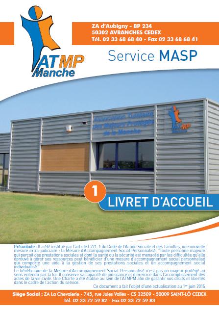 Livret d'accueil MASP