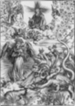 3 RS JOHNSON Durer - Apocalyptic Woman F