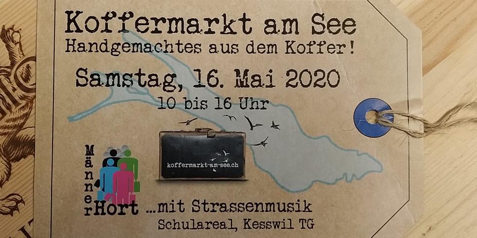 VERSCHOBEN Koffermarkt am See Neu 29.Mai 2021